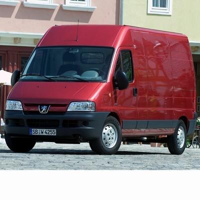 Autó izzók halogén izzóval szerelt Peugeot Boxer (2002-2006)-hez