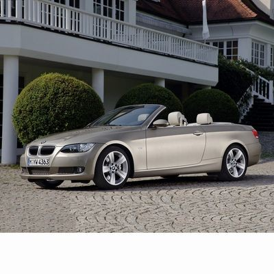 For BMW 3 Cabrio (2006-2010) with Bi-Xenon Lamps