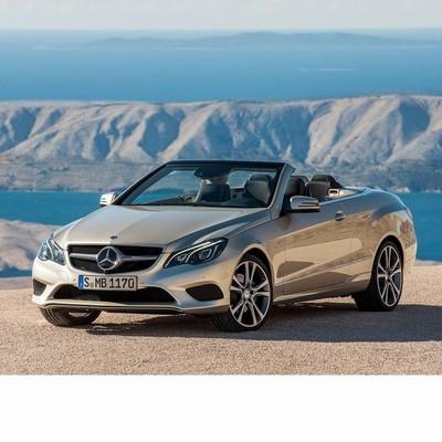 Autó izzók a 2010 utáni ledes fényszóróval szerelt Mercedes E Cabrio-hoz
