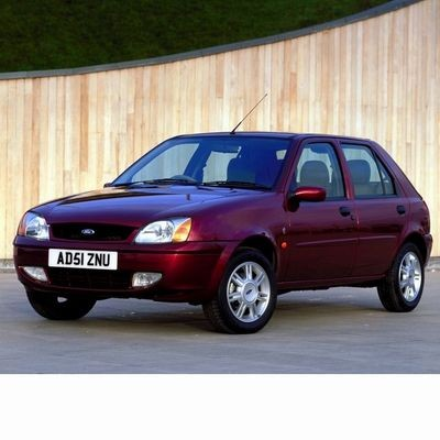 For Ford Fiesta (1999-2002) with Halogen Lamps