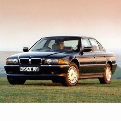 Autó izzók halogén izzóval szerelt BMW 7 (1994-1998)-hez