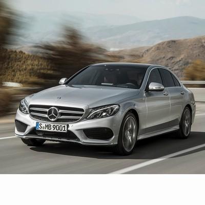 Autó izzók a 2014 utáni LED-es fényszóróval szerelt Mercedes C Sedan-hoz