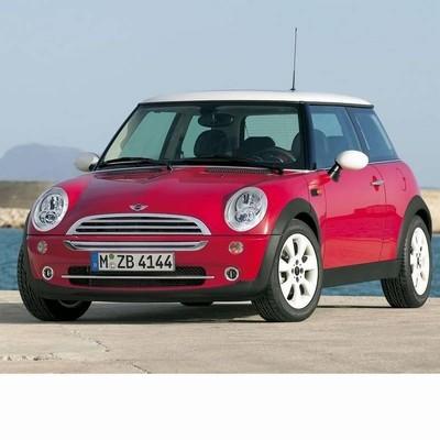 Autó izzók halogén izzóval szerelt Mini Mini Cooper (2004-2006)-hez
