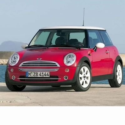 For Mini Mini Cooper (2004-2006) with Halogen Lamps