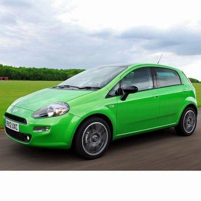 Autó izzók a 2012 utáni halogén izzóval szerelt Fiat Punto-hoz