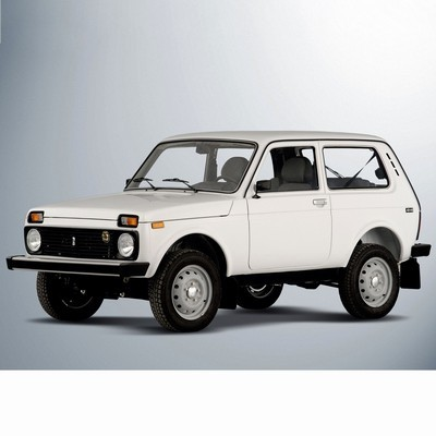 For Lada Niva (1976-2002) with Halogen Lamps