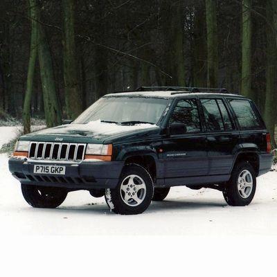 Autó izzók halogén izzóval szerelt Jeep Grand Cherokee (1992-1998)-hoz