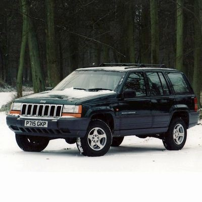For Jeep Grand Cherokee (1992-1998) with Halogen Lamps