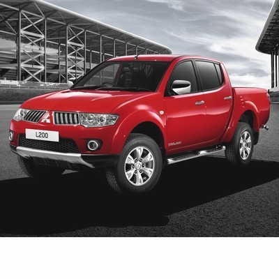 For Mitsubishi L200 after 2005 with Two Halogen Lamps