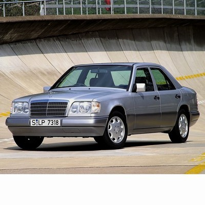 For Mercedes E Sedan (1985-1995) with Halogen Lamps