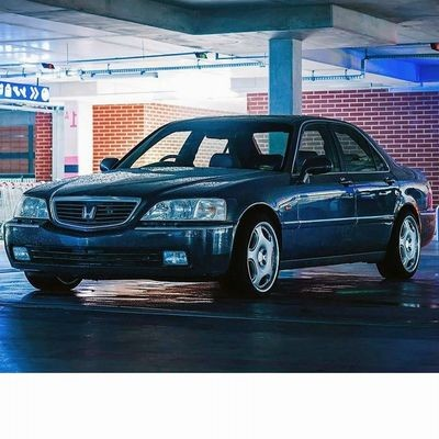 For Honda Legend (1995-2004) with Halogen Lamps