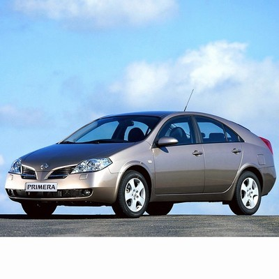 For Nissan Primera (2002-2008) with Halogen Lamps