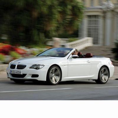 Autó izzók xenon izzóval szerelt BMW M6 Cabrio (2005-2010)-hoz