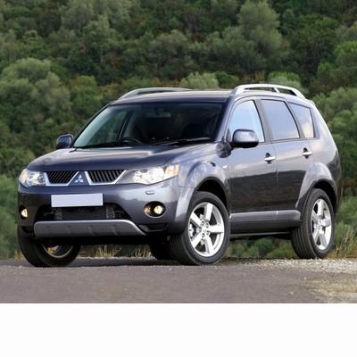 Autó izzók xenon izzóval szerelt Mitsubishi Outlander (2006-2012)-hez