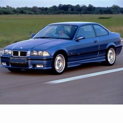 Autó izzók halogén izzóval szerelt BMW 3 Coupe (1994-1999)-hoz