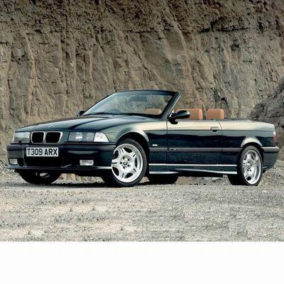 Autó izzók halogén izzóval szerelt BMW 3 Cabrio (1993-1994)-hoz