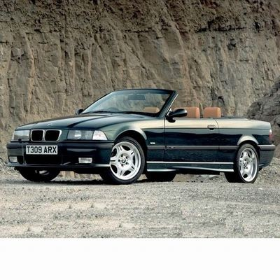 For BMW 3 Cabrio (1993-1994) with Halogen Lamps