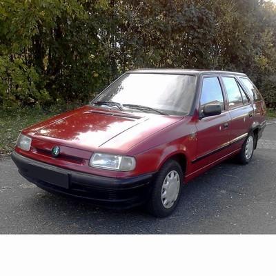 Autó izzók halogén izzóval szerelt Skoda Felicia Kombi (1995-1998)-hoz