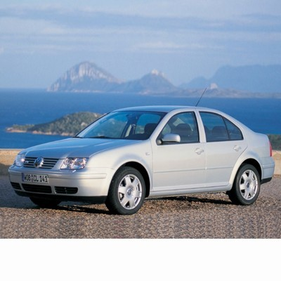 For Volkswagen Bora (1999-2005) with Halogen Lamps