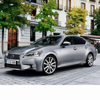 Autó izzók a 2012 utáni bi-xenon fényszóróval szerelt Lexus GS-hez