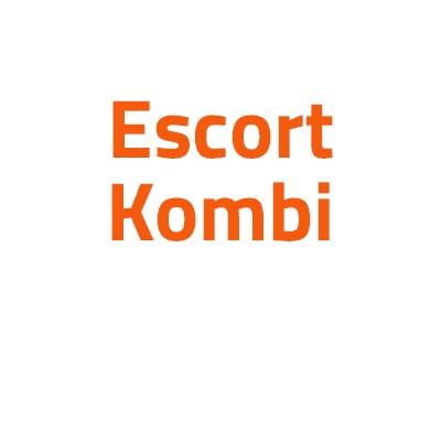 Ford Escort Kombi autó izzó