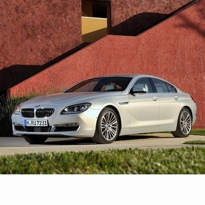BMW 6 Gran Coupe (F06) 2012
