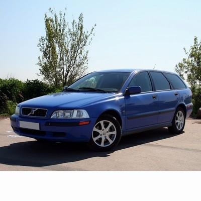 Autó izzók két halogén izzóval szerelt Volvo V40 (1995-2004)-hez