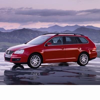 Autó izzók halogén izzóval szerelt Volkswagen Golf V Variant (2007-2009)-hoz