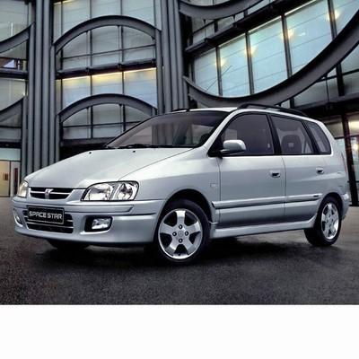 Autó izzók halogén izzóval szerelt Mitsubishi Space Star (1998-2002)-hoz