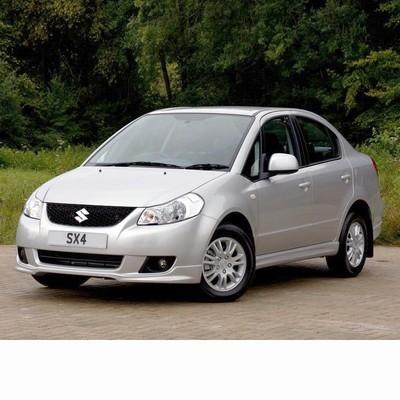 Autó izzók a 2006 utáni halogén izzóval szerelt Suzuki SX4 Sedan-hoz