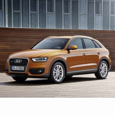 For Audi Q3 (8U) after 2011 with Halogen Lamps