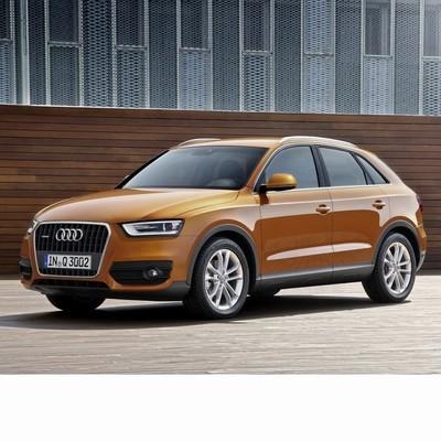 Autó izzók a 2011 utáni halogén izzóval szerelt Audi Q3 (8U)-hoz