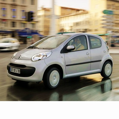 For Citroen C1 (2005-2014) with Halogen Lamps