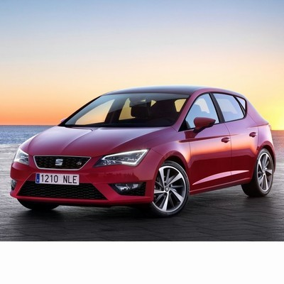 For Seat Leon after 2012 with Halogen Lamps