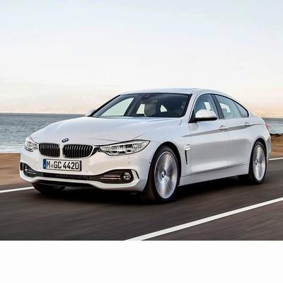 Autó izzók a 2014 utáni ledes fényszóróval szerelt BMW 4 Gran Coupe (F36)-hoz