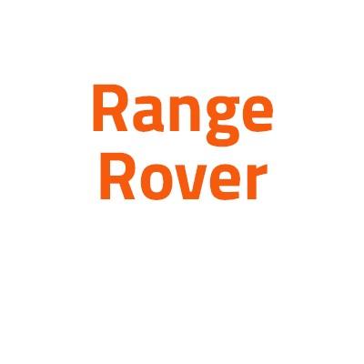Range Rover autó izzó