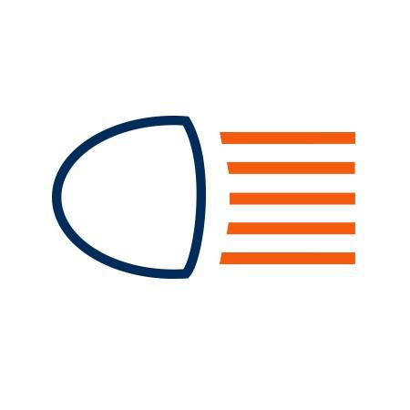 Tolatólámpa izzó Citroen C4 Picasso (2010-2013)-hoz