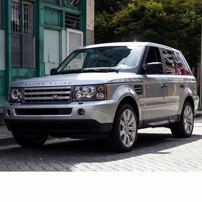 For Range Rover Sport (2005-2009) with Halogen Lamps