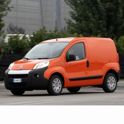 For Fiat Fiorino after 2007 with Halogen Lamps