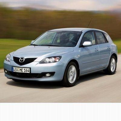 Autó izzók halogén izzóval szerelt Mazda 3 (2003-2008)-hoz