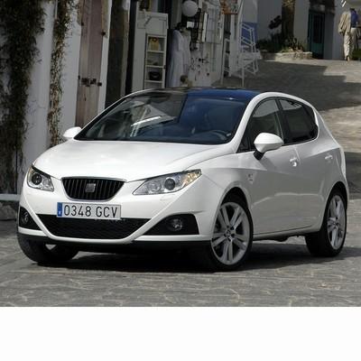 Autó izzók a 2008 utáni bi-xenon fényszóróval szerelt Seat Ibiza-hoz