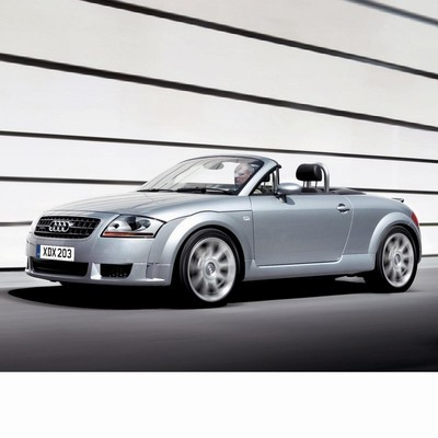 For Audi TT Roadster (1999-2006) with Halogen Lamps