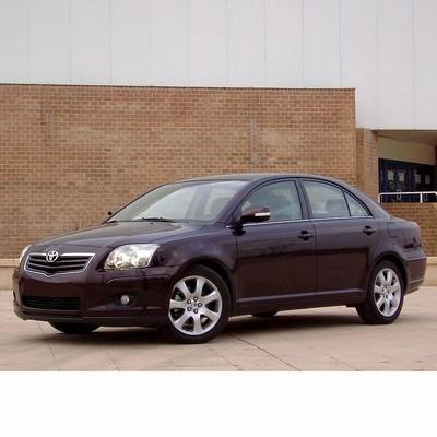 Autó izzók xenon izzóval szerelt Toyota Avensis Sedan (2006-2009)-hoz