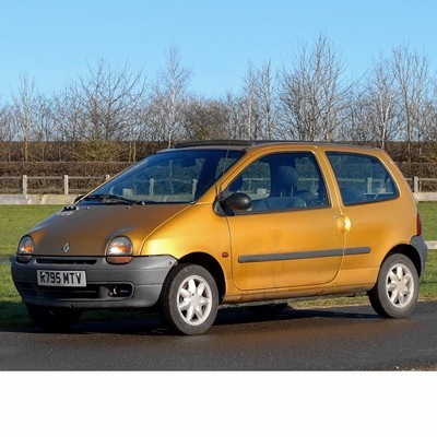 Renault Twingo (1992-2007) autó izzó