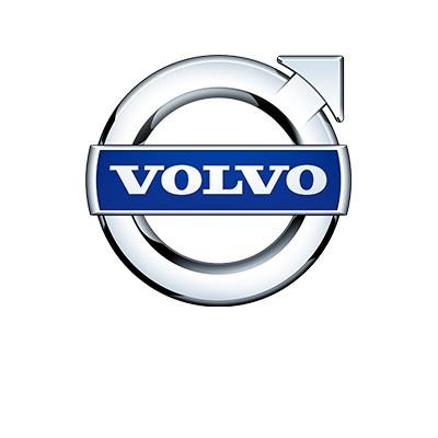 Volvo autó izzó