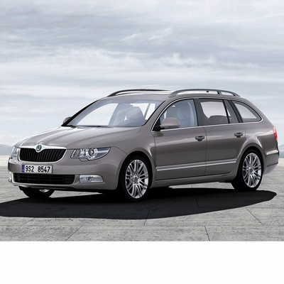 For Skoda Superb Kombi after 2009 with Halogen Lamps