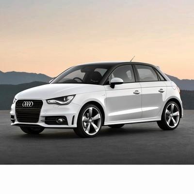 Audi A1 Sportback (8XA) 2012-től autó izzó