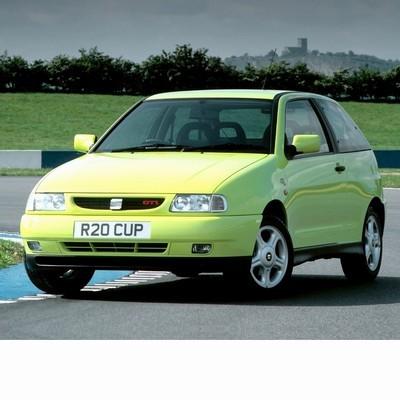 Autó izzók két halogén izzóval szerelt Seat Ibiza (1993-1999)-hoz