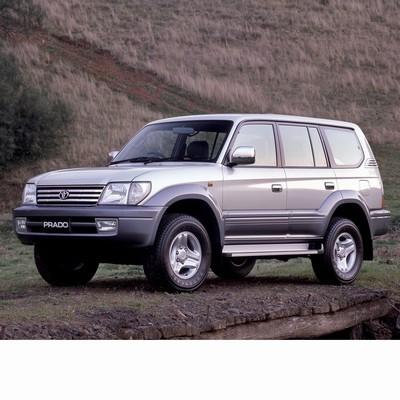 Autó izzók halogén izzóval szerelt Toyota Land Cruiser J9 (1995-2002)-hez