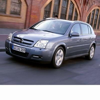 Autó izzók halogén izzóval szerelt Opel Signum (2003-2005)-hoz
